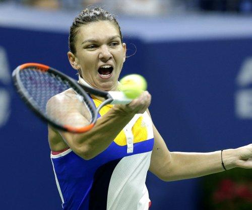 China Open: Simona Halep earns first win over Maria Sharapova