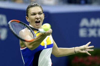 China Open: Simona Halep earns first win over Maria Sharapova