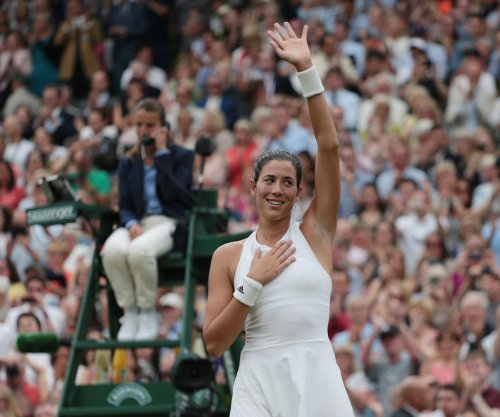 Garbine Muguruza named WTA Player of Year