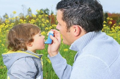 Preschool children's parents may be unprepared to treat asthma