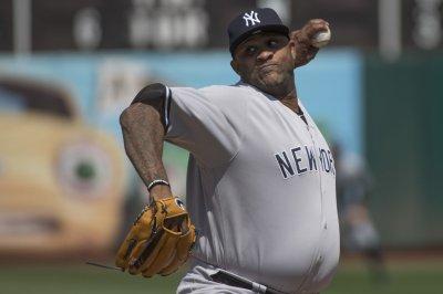Yankees' CC Sabathia misses out on $500K after hitting batter