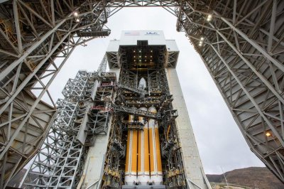 ULA scrubs spy satellite launch scrubbed, to try again Saturday