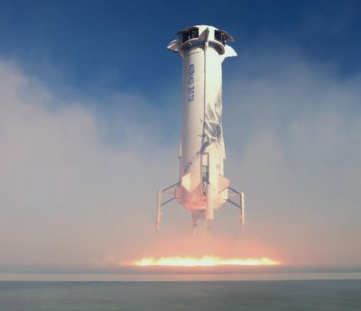 Watch live: Blue Origin attempts launch of research mission