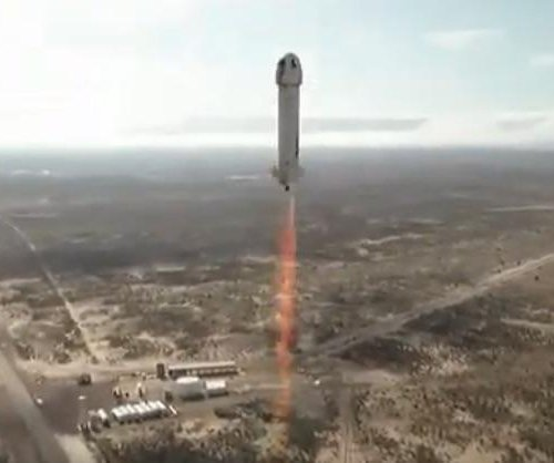 Blue Origin launches, marks sixth reuse of a New Shepard booster