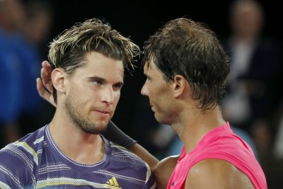 Dominic Thiem stuns No. 1 Nadal in 4-hour match at Australian Open
