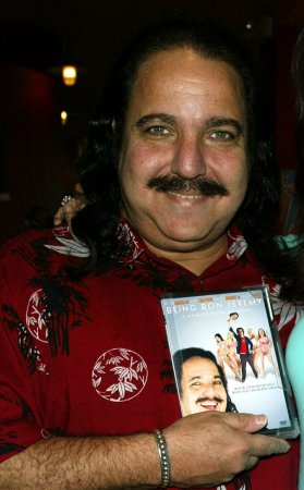 Porn star Ron Jeremy suffers an aneurysm
