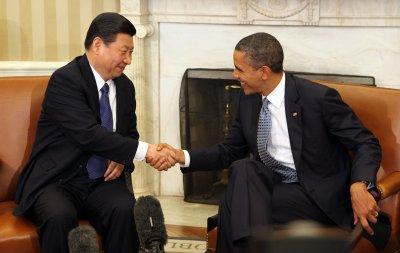 Obama, Xi discuss U.S.-China relations