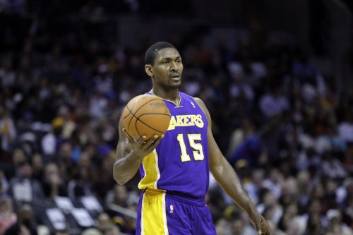 Artest suspended from Friday's Game 3