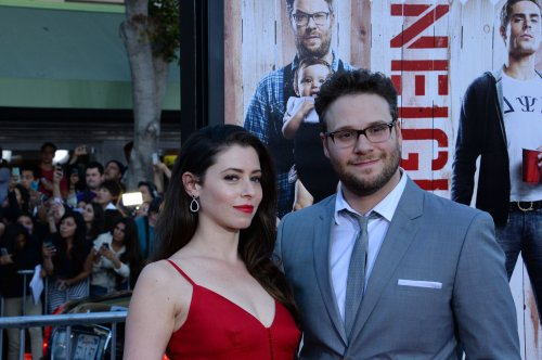 'Neighbors' baby was played by Andy Serkis, filmmakers joke