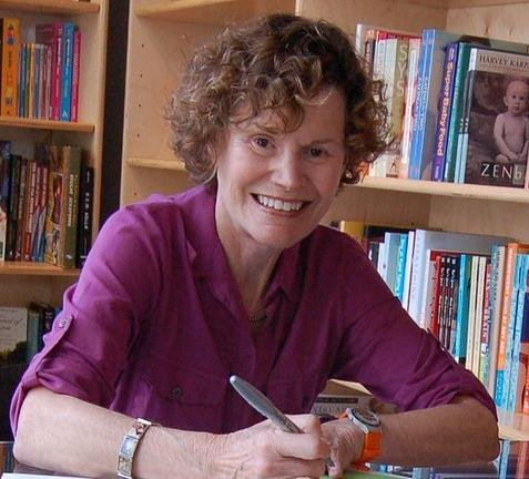 Judy Blume planning second-ever adult novel
