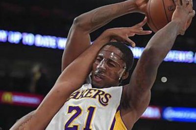 Denver Nuggets, Los Angeles Lakers square off at Staples Center