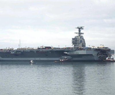 HII division given advanced planning contract for carrier