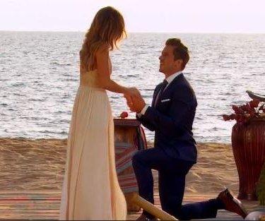 'Bachelorette' finale: JoJo Fletcher is engaged