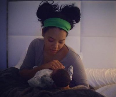 Angela Simmons welcomes son: 'The best part of life has just begun'