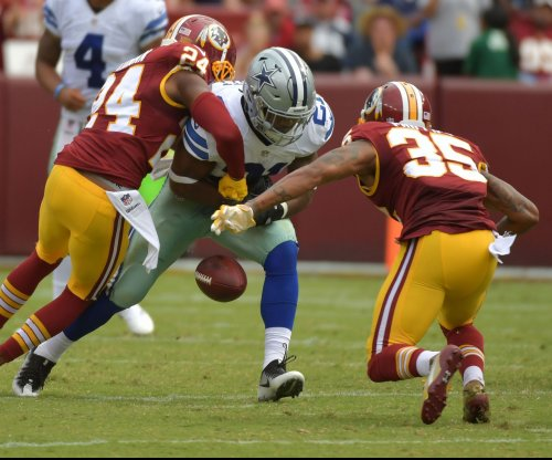 Josh Norman protests calls; Jay Gruden says 'deal with it'