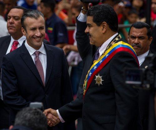 Venezuelan vice president slams drug sanctions in full-page NYT ad