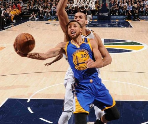 Golden State Warriors sweep out Utah Jazz, advance to Western Conference Finals