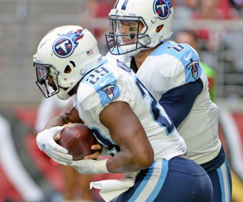 Tennessee Titans: DeMarco Murray ruled out vs. New England Patriots
