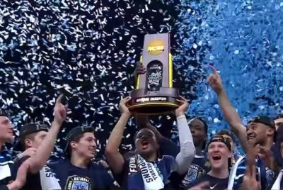 Villanova beats Michigan for NCAA basketball national championship