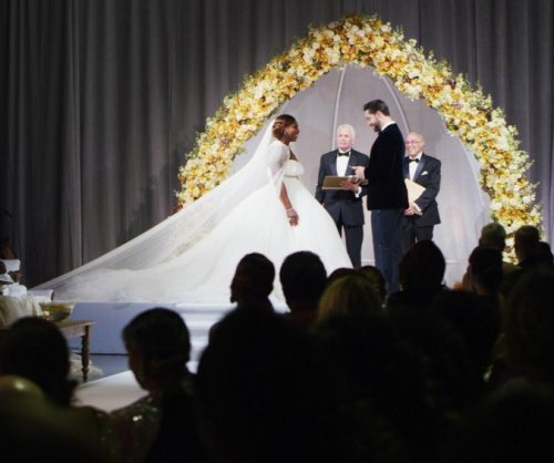 Serena Williams explains why dad didn't walk her down aisle at wedding