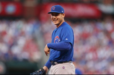 Rizzo takes center stage as Cubs visit Padres