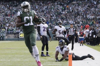 Report: Jets WR Enunwa to miss 1-2 weeks