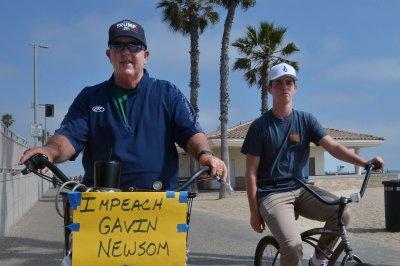 Election to recall California Gov. Gavin Newsom set for Sept. 14