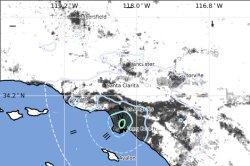 4.3-magnitude earthquake strikes Southern California