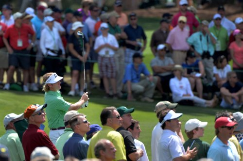 Angel Cabrera, Brandt Snedeker forge 3rd round Masters lead