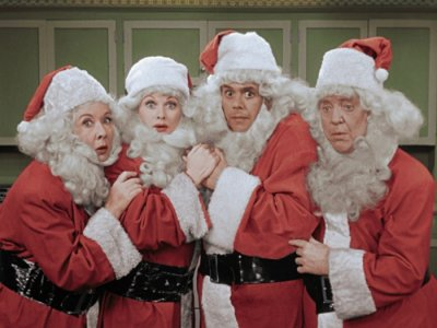 'I Love Lucy' Christmas special to air on CBS