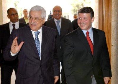 Jordan's King warns Abbas against U.N. bid
