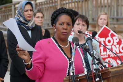 Sheila Jackson Lee says Constitution 400 years old