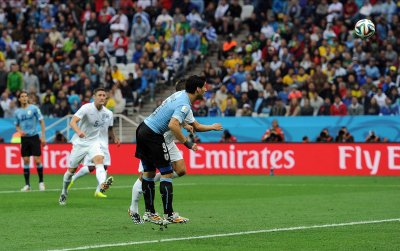 England flops against Uruguay