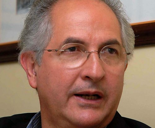 Caracas Mayor Antonio Ledezma arrested for conspiracy
