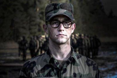 Joseph Gordon-Levitt shares first photo as Edward Snowden