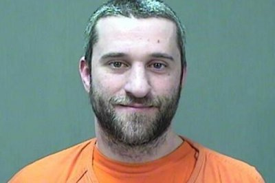 Dustin Diamond begins four-month jail sentence in Wisconsin
