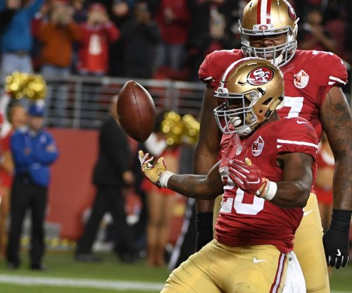 San Francisco 49ers' running game takes down L.A. Rams