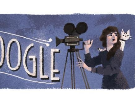 Google celebrates 'Queen of the Movies' Mary Pickford's 125th birthday