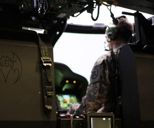 Iowa Army National Guard gets 'BAT Trainer' for helicopter simulations