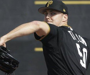 Pittsburgh Pirates' Jameson Taillon wins in 1st return from cancer surgery