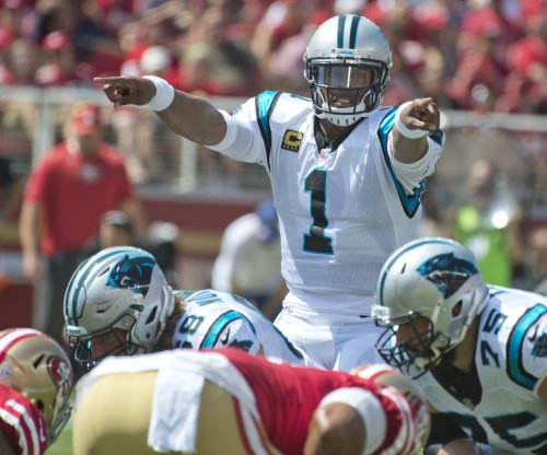 Carolina Panthers quarterback Cam Newton makes sexist remark