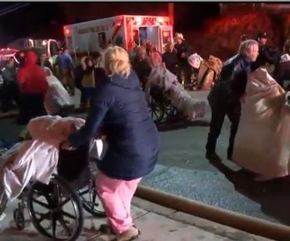 4 presumed dead in Philadelphia-area nursing home fire