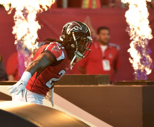 Red-hot Atlanta Falcons forging ahead in face of mounting injuries