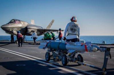 Lockheed awarded $180.4M for F-35 Block 4 software development