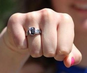 Lost class ring returned to woman 36 years later