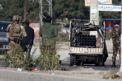 Kabul rocket strike kills at least 8, injures over 2 dozen