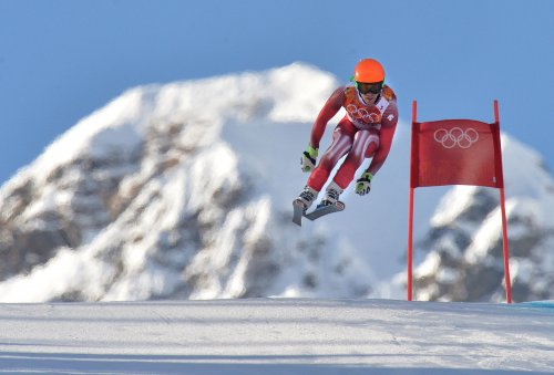 Olympic Medal: Men's Alpine Combined