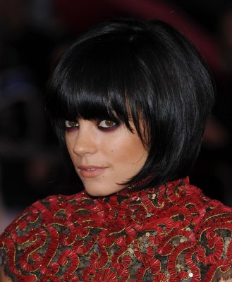 Lily Allen recording new album