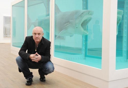 Damien Hirst works stolen from London gallery