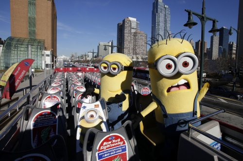 First trailer for 'Despicable Me' spinoff, 'Minions,' debuts